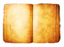 Book isolated on white  Stock Photography