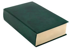 Book isolated Stock Image