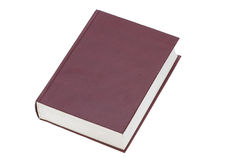 The book isolated on a white background Stock Photography