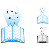 Book of Knowledge Royalty Free Stock Image