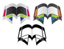 Book logo or icon Royalty Free Stock Photos