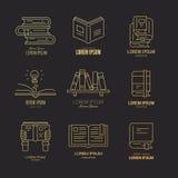Book Logo Royalty Free Stock Image