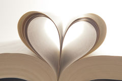 The Book of Love Royalty Free Stock Photos