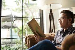 Book lover Royalty Free Stock Photos