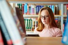 Book-lover Stock Photos