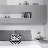 Book on nightstand Royalty Free Stock Images