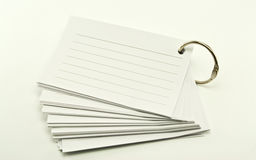 Book of notepad with ring. On white background Royalty Free Stock Image