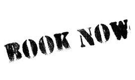 Book now stamp Stock Photos