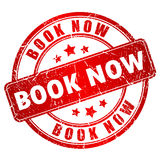 Book now stock illustration