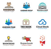 Book Object Symbol Design Royalty Free Stock Images