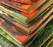 Book old books Stock Photos