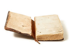Book old obsolete 1817 Stock Images