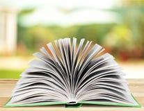 Book open Stock Photos