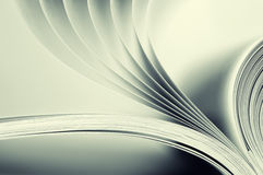 Book pages Stock Photography