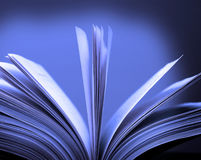 Book Pages Open Stock Images