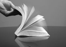 Book Pages Open Royalty Free Stock Photography