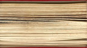 Book pages background Royalty Free Stock Images