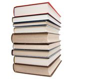 Book Pile Royalty Free Stock Photo