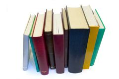 Book Pile Stock Photography