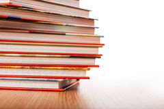 Book pile Stock Images