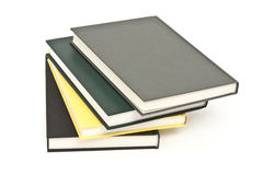 Book pile up Hard Cover Stock Photography