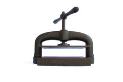 Book Press Stock Images