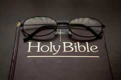 Book, Reading, The Holy Bible Stock Photo