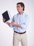 Book recommendation Stock Photography
