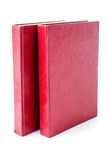 Book red Royalty Free Stock Photography