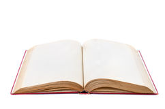 Book red Royalty Free Stock Image