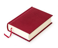 Book red Stock Photography