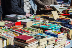 Book sale Royalty Free Stock Images
