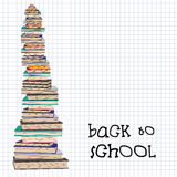 Book for school Stock Photos