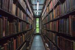 Book sea knows no boundaries Royalty Free Stock Image