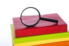 Book search Stock Photo