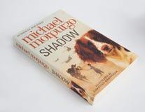 The book, Shadow by Michael Morpurgo