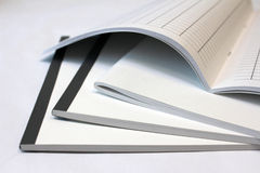Book sheets Stock Photography