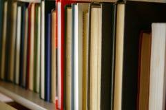 Book shelf Royalty Free Stock Photos