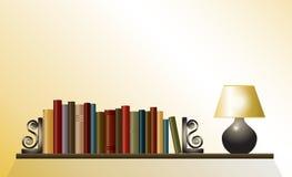 Free Book Shelf Royalty Free Stock Photos - 18876058