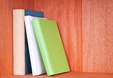 Book shelf Stock Photo