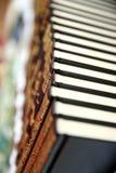 Book shelfs Royalty Free Stock Photography