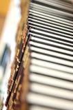 Book shelfs Stock Photo