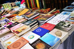 Book shop Royalty Free Stock Photos