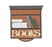 Book Sign Royalty Free Stock Photography