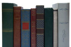 Book Spines Stock Photography