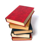 Book stack Stock Image
