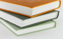 Book stack Royalty Free Stock Photo