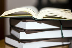 A book stack Stock Images
