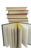 Book Stack Royalty Free Stock Images