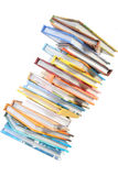 Book Stack. royalty free stock image